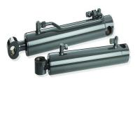 China manufacturer small hydraulic cylinder with chrome plated rod Manufactures