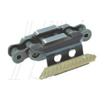 Gray Steel Stenter Machine Spares Vertical Chains Corrosion Resistance Manufactures