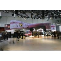 Buy cheap Indoor Soft Flexible LED Screen IP65 65% Permeability Rate CE/ROHS/FCC Standard from wholesalers