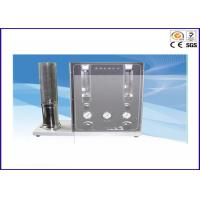 China High Precision Digital Lab Testing Equipment , Limited Oxygen Index Tester ASTM D2863 on sale
