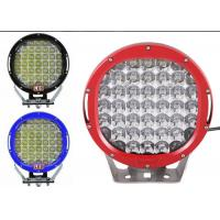 185W High Intensity LED Driving Lights For 12 volt to 24v Offroad / Truck / Mining Manufactures