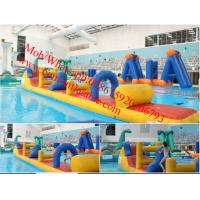 inflatable floating island inflatable floating water park Junior Splash inflatable Manufactures
