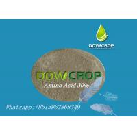 DOWCROP AMINO ACID POWDER 30% HIGH QUALITY HOT SALE 100%  COMPLETELY WATER SOLUBLE FERTILIZER   ORGANIC FERTILIZER Manufactures