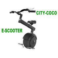 Buy cheap Black Self Balance Travel Mobility Scooter , 60V 800W Small Mobility Scooter from wholesalers