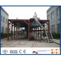 China 2 - 50 T/H Tomato Processing Line With Tomato Processing Machine ISO9001 / CE / SGS on sale