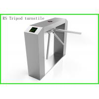 Certificated Esd Tripod Turnstile Gate Access Control Corrosion Resistant Manufactures