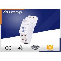 600W Rated Voltage Staircase Timer Switch , CE Din Rail Digital Timer Switch Manufactures