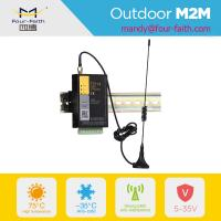 China F2103 Industrial M2M GSM GPRS wireless Modem for SCADA System rs232/rs485 on sale