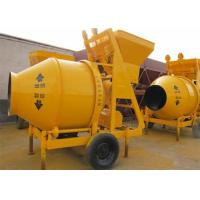6 - 8m3/H Capacity Self Loading Concrete Mixer With Electric Engine CE Certification Manufactures
