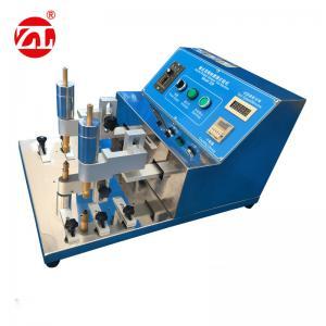 China Abrasion Resistance Test Laboratory Testing Machines , Alcohol Abrasion Testing Machine on sale