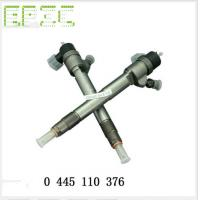 High Precision Diesel Engine Injector For DongFeng Cummins 0 445 110 376 Manufactures