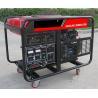 Electric key start 10kw 10kva Portable Gasoline Generator AC Single Phase Output Type Manufactures