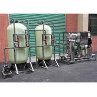 3TPH RO System Industrial Reverse Osmosis Plant For Borehole Water Treatment Manufactures