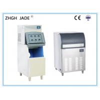 Coffee Shop Integrated Ice Machine , Stainless Steel 304 Integrated Ice Maker Manufactures