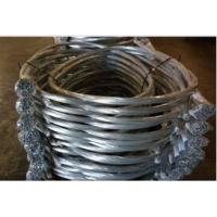 27 Length Carbon Steel Cotton Bale Tie Wire With 2.8mm Wire High Tensile Strength