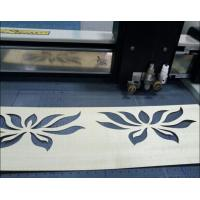 China Thin Ply Wood Veneer Sheet Pattern Knife CNC Cutting Machine / Table on sale
