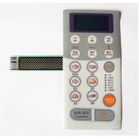 Quality Texture PC Push Button Tactile Membrane Switch Used By American Equipment for sale