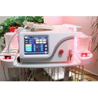 650nm / 980nm Dual Wave Lipo Laser Slimming Machine For Weight Loss Manufactures