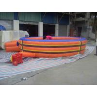 Outdoor Ball 0.55mm PVC Tarpaulin Inflatable Sports Games Manufactures