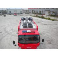 Quality Wireless Control ISUZU Chassis Rescue Fire Truck 4x2 Drive 95km/H for sale