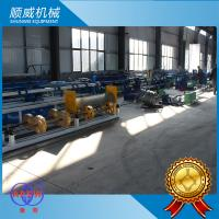 1.5KW Semi Automatic Chain Link Machine For Playground And Garden Fence Manufactures