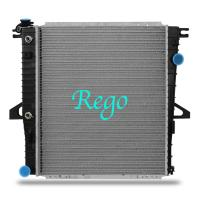 Quality OEM No. XL2Z8005LA New Aluminum Car Radiators for 95-05 Ford Explorer for sale