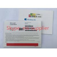 Genuine Windows Proffesional 32/64Bit, Windows 10 Proffesional USB&DVD OEM French Version Manufactures