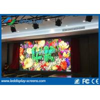 Customized Advertising Indoor LED Displays , RGB Led Message Display Pixel 5mm Manufactures
