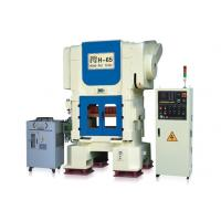 4 Guide Column Structure Punching Press Machine For LED / Automobile Industry Manufactures