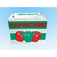 Best Designed And Best Quality Corrugated Carton Box For Vegetable And Fruits Manufactures