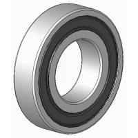 Z, ZZ, RS P0, P6 Z2V2, Z3V3 deep groove ball bearing for home appliances Manufactures
