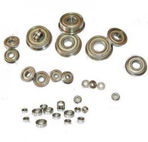 Quality Slim miniature dental bearing deep groove ball bearing 8 x 14 x 3.5 mm MR148ZZ for sale
