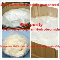 99% Purity Weight Loss Steroid Powder Dxm Dextromethorphan Hydrobromide CAS 125-69-9 Manufactures