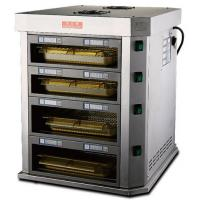 4 Layer Food Warmer Showcase LED Digital Display Microcomputer Controller 3.6KW Manufactures