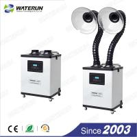 Quality Portable Nail Salon Fume Extractor units for Moxibustion and medical Fume for sale