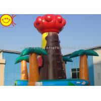 0.55mm PVC Inflatable Sports Games Advertising Rocking Wall for Kids and Adults Manufactures