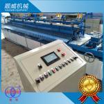 4.2m Diamond Mesh Wire Making Machine for Sports Ground / Garden Fencing Manufactures