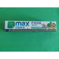 Food grade cling wrapping film with cutter box Manufactures