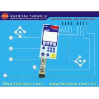 Textured Waterproof Membrane Switch With FPC Flexible Circuit For Medical Equipment Manufactures