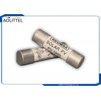 5AG Cylinder Midget Link Photovoltaic Ceramic Tube Fuse 10A 1000V gPV For Digital Multimeters Solar Panel Manufactures