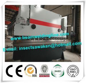 Quality High Strength Hydraulic Shearing Machine CNC Hydraulic Press Brake Machine for sale