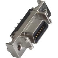 1.27mm Pitch 14 Pin Scsi Hdd Connector Female DIP Computer Pin Connectors Manufactures
