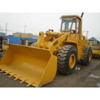 Caterpillar 966E Second Hand Wheel Loaders Front 1.5cbm Bucket Capacity Manufactures
