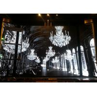 High Definition Outdoor Led Screen Hire , P3.91 Stage Background Led Screen Manufactures