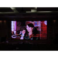 China Full Color SMD Indoor LED Displays , Commercial led screen wall Advertisement on sale