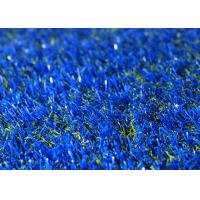 Outdoor Decorative Coloured Artificial Grass Fake Turf Ror Roofing / Flooring Manufactures