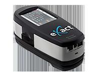 X-Rite eXact CIE LAB handheld color measurement bluetooth CMYK density spectrophtoometer with touch-screen display Manufactures