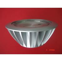 Pressure Die Casting Moulding For Aluminium Led Lamps / Lighting Parts With Spray Paint Manufactures