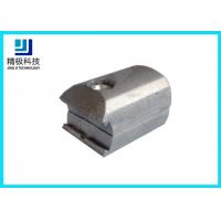 Outer Connector Aluminum Tubing Joints Claw Mode Oxidation Surface treatment Manufactures