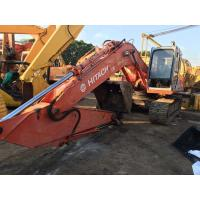 Buy cheap Hitachi EX200 Crawler Used Kobelco Excavator , 12 Ton Second Hand Excavators from wholesalers